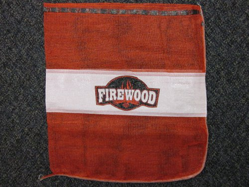 Woods Mesh (Mesh Firewood Bags - 100 per Pack)