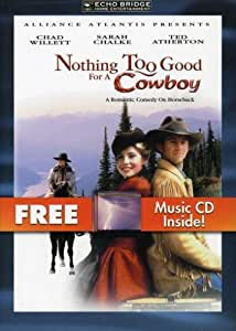 Nothing Too Good for a Cowboy (2pc) (W/CD) [Import]