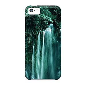 For Waterfall Protective Case Cover Skin/iphone 5c Case Cover