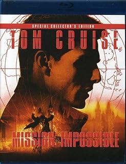 Amazon com: Mission: Impossible 2 [Blu-ray]: Tom Cruise