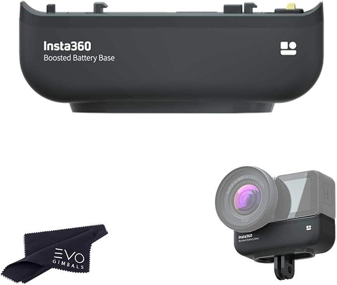 AKDSteel In-sta360 ONE R Base de batterie renforc/ée Charge rapide Batterie Interessante Produits de jouet