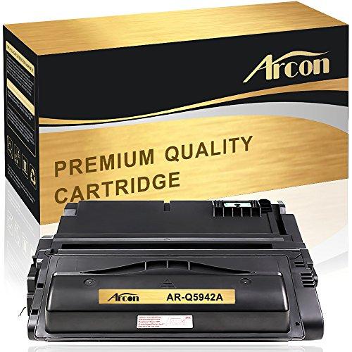 Arcon Compatible for HP 42A 38A Q5942A Q1338A Toner Cartridge for HP LaserJet 4250, HP LaserJet 4200, HP LaserJet 4300, HP LaserJet 4250N, HP LaserJet 4200N 4350DTN 4200DTN 4350N 4350TN (42a Laserjet)