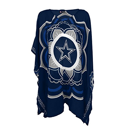 Nfl Dallas Cowboys Clothing (NFL Dallas Cowboys Flower Caftan)