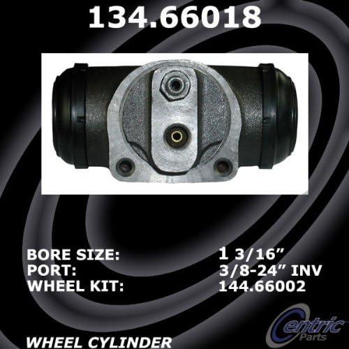 Tahoe GMC Blazer K1500 C1500 Centric Shoes Wheel Cylinders /& Hardware fits Chevrolet