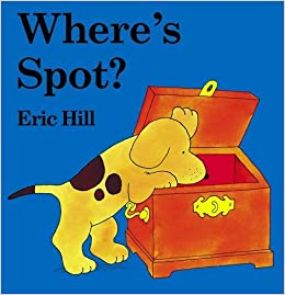 Where's Spot?