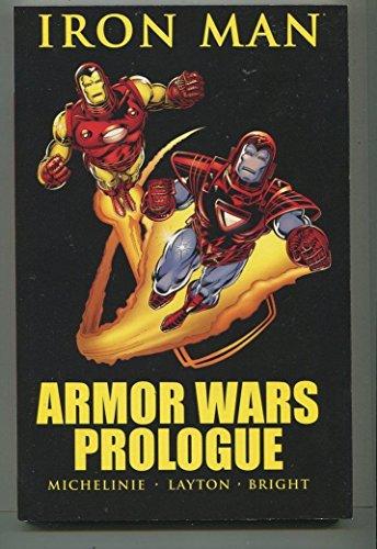 Iron Man-Armor Wars Prologue New Trade Paperback TPB Graphic Novel