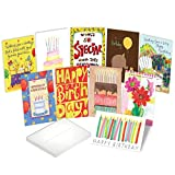 Northern Cards Birthday Card Assortment (10 Cards)