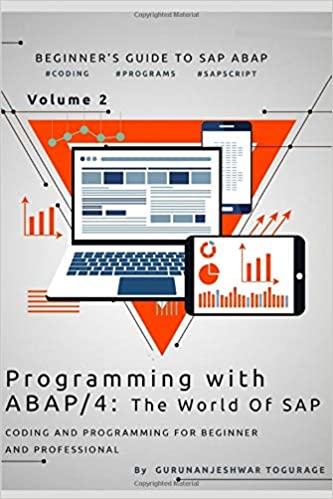Programming with ABAP/4 - The world of SAP: Coding