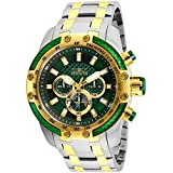 Invicta Speedway Chronograph Green Dial Mens...