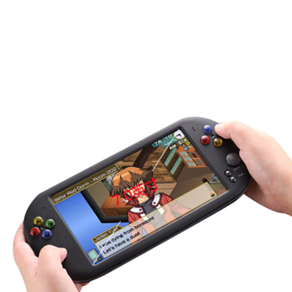 Chercherr Handheld Game Console Kids Adults, LDK Game Screen by 7.0 Thumbs Mini Palm Pilot Nostalgia Console Children Retro Console Mini Family TV Video by Chercherr (Image #5)