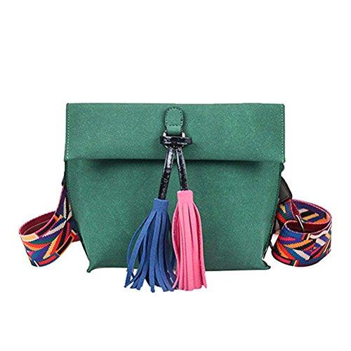 Leather Colorful Bag For Donalworld Women Strap Purse Bag Crossbody PU Col2 qBZn5Rwp