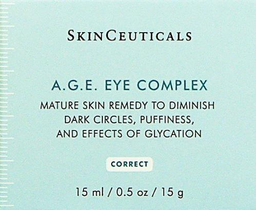 Skinceuticals AGE A.g.e. Eye Complex 0.5oz(15ml) New Fresh Product