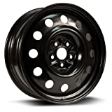 Steel Rim 18X7, 5x114.3, 60.1, +40, black finish (MULTI APPLICATION FITMENT) X48560