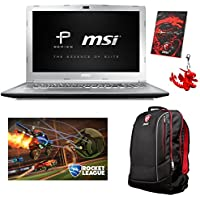 MSI PE62VR 7RF-837 (i7-7700HQ, 16GB RAM, 500GB SATA SSD + 1TB HDD, NVIDIA GTX 1060 6GB, 15.6 Full HD, Windows 10) Gaming / Workstation Laptop