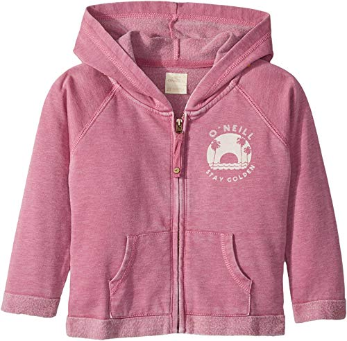 O'Neill Kids Baby Girl's Coastline Jacket (Toddler/Little Kids) Wild Flower 5 ()