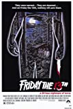 Pop Culture Graphics Friday the 13th (1980) - 11 x 17 - Style A