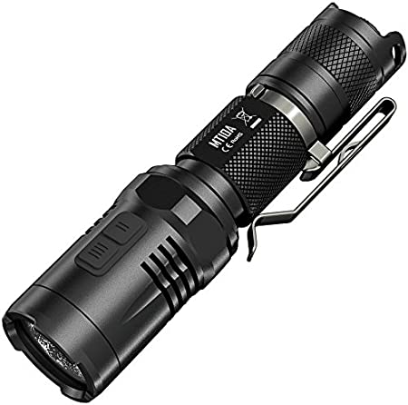 Amazon.com: NiteCore MT10A CREE XM-L2 LED Flashlight 920 Lumen: Sports & Outdoors