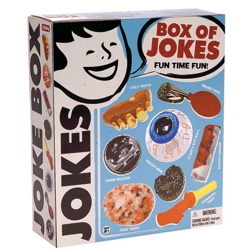 Schylling Joke Box -