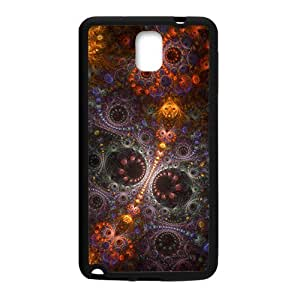 Artistic aesthetic fractal fashion phone case for samsung galaxy note3