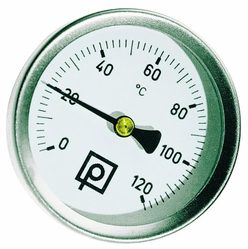 Thermometer vom Peetz Räucherofen