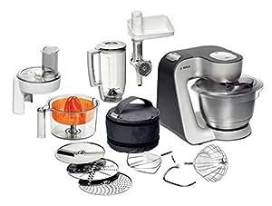 Bosch mum56z40 robot de cocina color plata - Robot cocina amazon ...