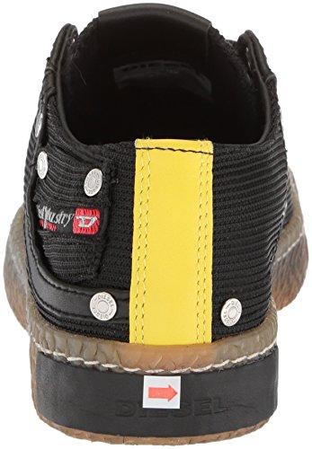 I Sneaker Diesel Exposure Men Magnete Black Low twBZBqa6gn