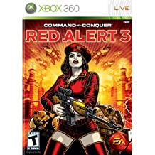 Xbox 360 Command & Conquer Red Alert 3 (French Version)
