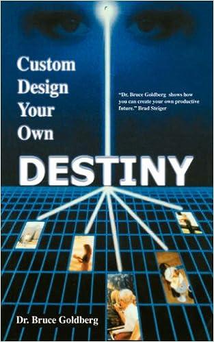 Amazon com: Custom Design Your Own Destiny (9781579680145): Dr