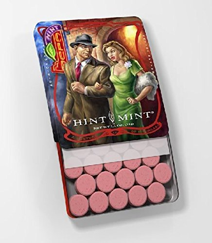 Set of 3 Cinnamint Hint Mint Artist Series By Owen Smith Mint