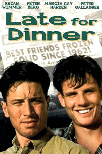 Amazon Com Late For Dinner Brian Wimmer Pater Berg