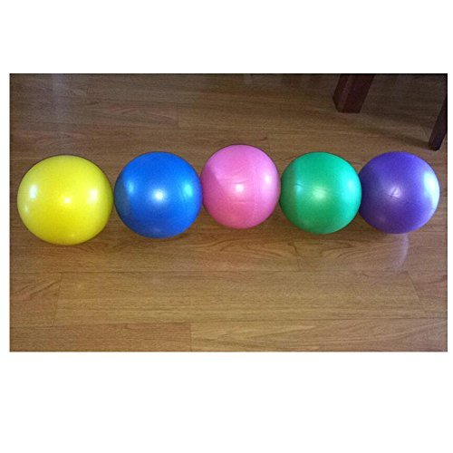 Saymequeen 7.8/9.8/11.8 inch Mini Exercise Ball Yoga Ball Kids Adults Anti Burst and Slip Balance Ball