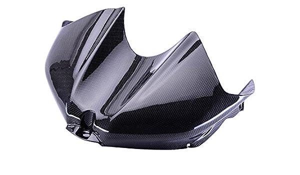 Bestem CBYA-R608-TKC Black Carbon Fiber Tank Cover for Yamaha YZF R6 2008-2013