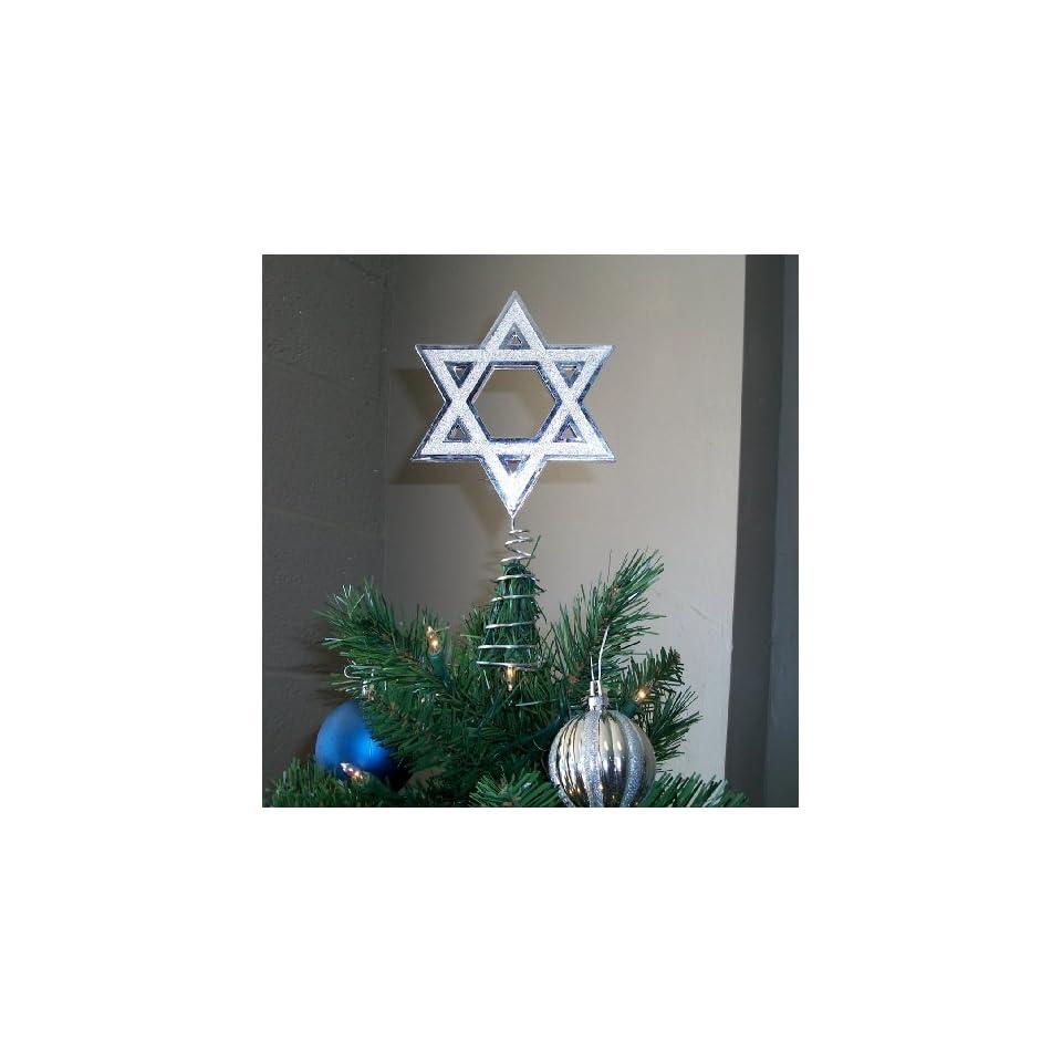 2012 Hanukkah Christmas Interfaith Tree Bush Ornament