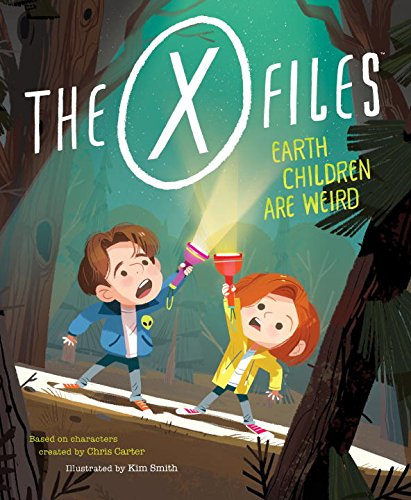 the-x-files-earth-children-are-weird-a-picture-book