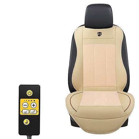 Z&D Cojín vibratorio de la silla del masaje del asiento de ...