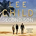 Second Son: A Jack Reacher Short Story Audiobook by Lee Child Narrated by Kerry Shale