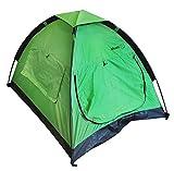 Alcott Explorer Pup Tent, One Size, Green