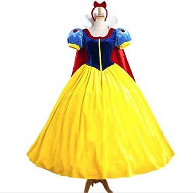 Mitef Vestido De Blanca como La Nieve Falda De Ballet Disfraz De ...