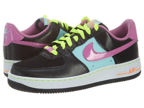 Nike Air Force 1 06 (GS) - Calzado de primeros pasos para niñas negro/multicolor