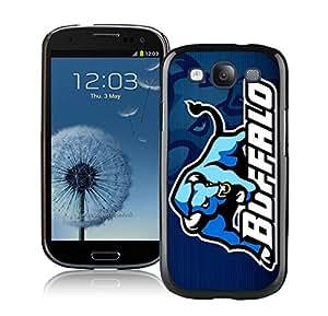 NCAA Buffalo Bulls 2 Black Customize Samsung Galaxy S3 I9300 Phone Cover Case