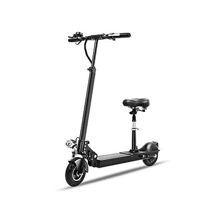 Bicicleta eléctrica Vespa eléctrica para Adultos conducción Plegable pequeña Vespa de batería de Litio Bicicleta de