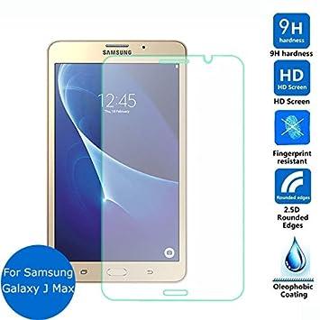 Vidrio Templado Película para Samsung Galaxy J Max 7.0 Display ...