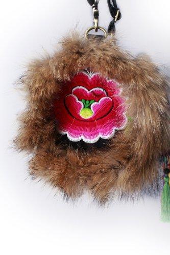 À 138 Femme 100 Fait Oriental Sac Besace D'art Main Bandoulière Broderie OqW6WTtvwH