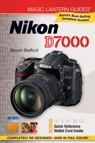 Magic Lantern Guides®: Nikon D7000 for sale  Delivered anywhere in USA