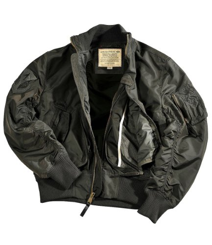 Prop Rep grey Alpha Jacke Industries 4HnqnZUw