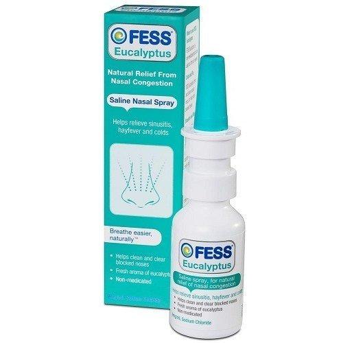 Fess Eucalyptus Nasal Spray 30ml by Default