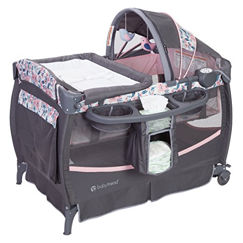 - Baby Trend Deluxe II Nursery Center, Bluebell