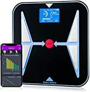 SureFiz Inventive, Super Smart, Body Composition AI WiFi Scale, Ideal for Weight Loss, Weight Maintenance, and