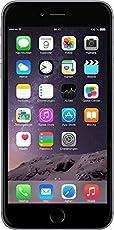Apple iPhone 6 64 GB Space Gray Desbloqueado Reacondicionado (Certified Refurbished)