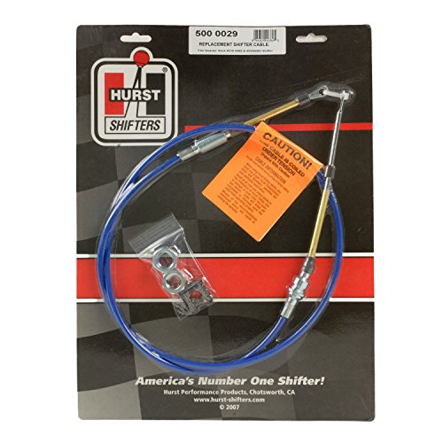 Hurst 5000023 3' Shifter Cable